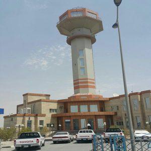 برج الملاحة في ميناء ام قصر